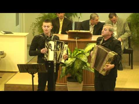 GRUP MIRCEA RUSU- DANI HRECENIUC - Biserica Penticostala BETEL Bosanci Deal #05 Tata_Fiu