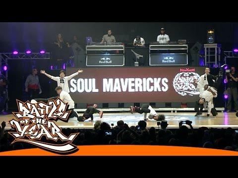 INTERNATIONAL BOTY 2014 – SOUL MAVERICKS (UK) – SHOWCASE [BOTY TV]