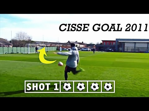 Goals Recreated Ft. Liverpool Players Coutinho,Mane,Milner,Can●HD