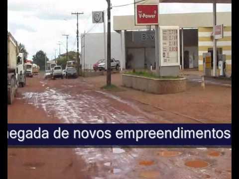 Infraestrutura precária inibe investimentos em Catu