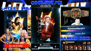 NEW WWE Supercard Video ! If You Enjoyed Then Please Like, Comment And Subscribe *SOCIAL MEDIA* ~ Twitch...