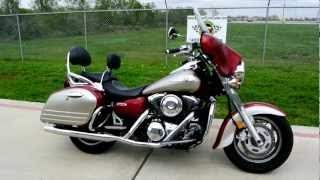 6. Overview and Review: 2007 Kawasaki Vulcan 1600 Nomad With Fairing, Stereo and Speakers!
