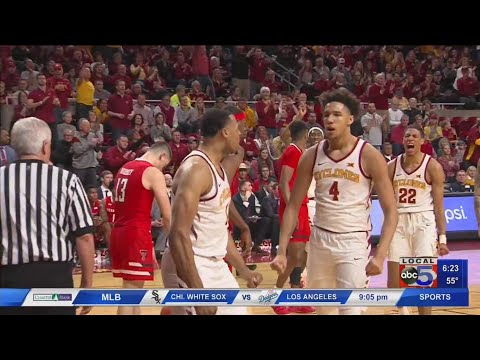 Cyclones ready for Big 12 Tournament