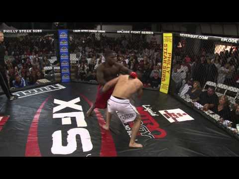 Mike Stafford vs Jason Smith XAFS TACO March 21, 2015