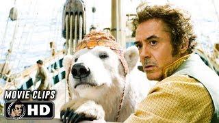 DOLITTLE Clips (2020) Robert Downey Jr. by JoBlo HD Trailers