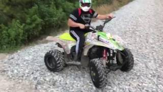 10. Polaris Trailblazer 250