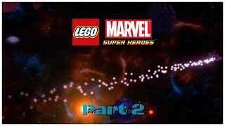 Lego Marvel super heroes Part 2