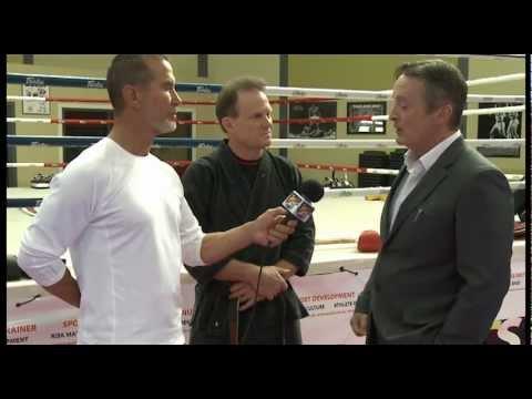 Richard Norton Kapow TV interviews Dave Kovar