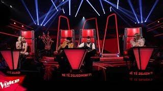 The Voice Kids, Audicionet e Fshehura, Pjesa 1 - Episodi 1