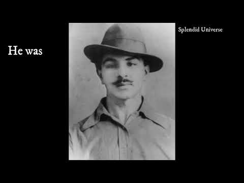 About the Great Legend Bhagat SIngh