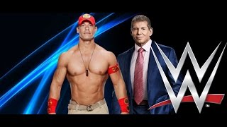 All NEW WWE Backstage News On John Cena&Vince McMahon - Full Details