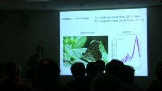 Elizabeth Crone (Harvard Forest) - 2012 Harvard Forest Ecology Symposium