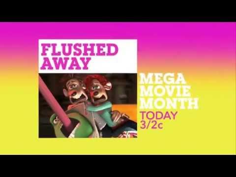 flushed away download
