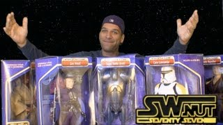 """Star Wars 12"""" Attack of the Clones Figure Reviews"""