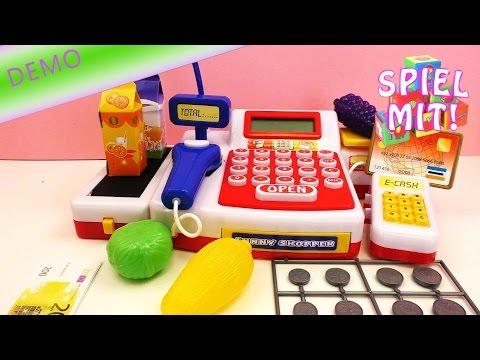 Supermarktkasse mit Scanner - Funny Shopper Scannerkasse von Simba Reviews