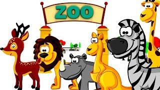 Video zoo animals for children - zoo animals for children to learn - wild animals at the zoo - ZOO MP3, 3GP, MP4, WEBM, AVI, FLV September 2018