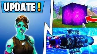 *NEW* Fortnite 6.21 Update! | Event Date Confirmed, Ghoul Trooper, Glider Redeploy!