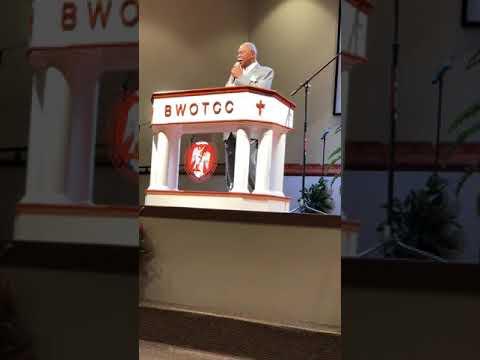 Presiding Bishop Alphonzo D. Brooks (Acts 2:17)
