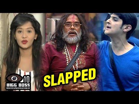 Kanchi Singh STRONG REACTION   Rohan Mehra SLAPS S