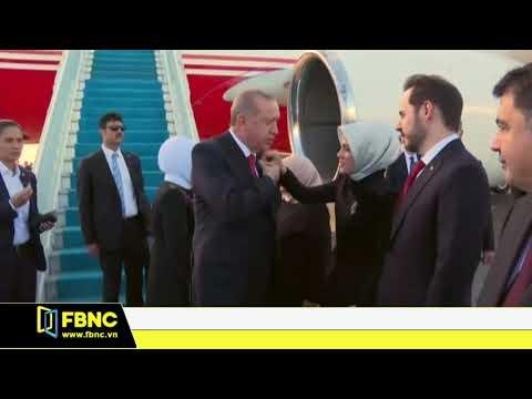 Thổ Nhĩ Kỳ khánh thành sân bay trị giá 11,7 tỷ USD