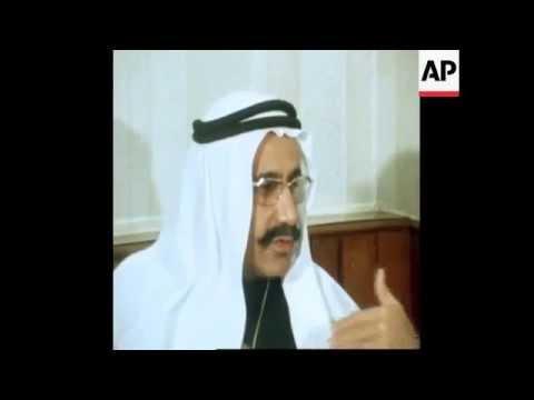 معالي السيد عبدالرحمن سالم العتيقي وزير المالية والنفط السابق متحدثاً عن أسعار البترول العالمية