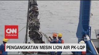 Video Pengangkatan Mesin Lion Air JT-610 PK-LQP MP3, 3GP, MP4, WEBM, AVI, FLV November 2018
