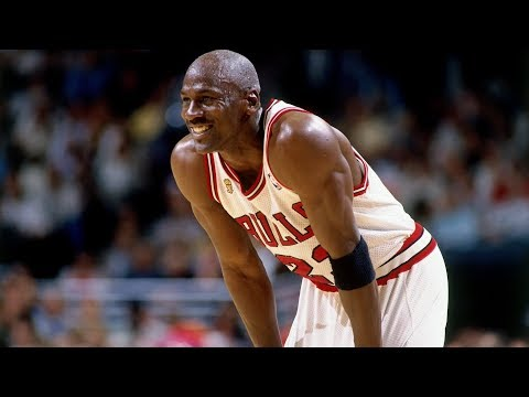 Michael Jordan - Born to Fly