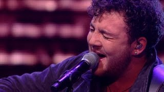 Video David Julien performs 'She Will Be Loved' - The Voice UK - Live Show 4 - BBC One MP3, 3GP, MP4, WEBM, AVI, FLV Mei 2018