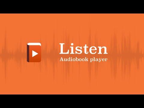 Video of Listen Audiobook Player