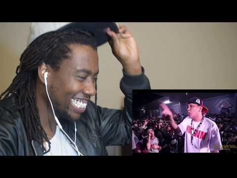 CLASSIC BATTLE GAWD DAMN! FlipTop- Loonie Abra Vs Shehyee Smugglaz RAP BATTLE REACTION