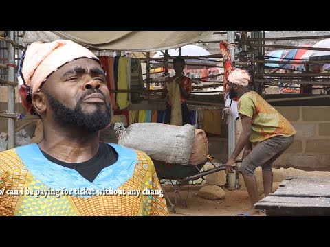 Chief Imo Comedy || Chief Imo Professional Wheel Barrow Pusher || Pure Comedy