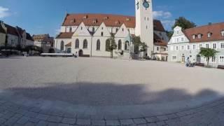 Kempten Germany  city photos gallery : STREET VIEW: Kempten im Allgäu in GERMANY