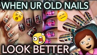 Video Fall nail art I don't even like cause I like my old stuff better MP3, 3GP, MP4, WEBM, AVI, FLV Mei 2018