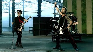Green Day videoklipp American Idiot
