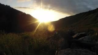 Géorgie - Adishi 2 Timelapse GoPro
