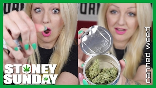 STONEY SUNDAY | Canned Weed?! | CoralReefer by Coral Reefer