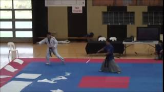 2014 KTMO Competition TKD & Haidong Gumdo Demonstration