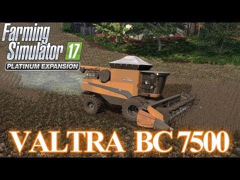 VALTRA BC 7500 FS17 v1.0