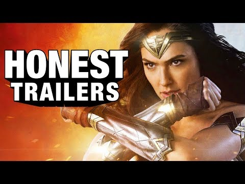 An Honest Trailer for Wonder Woman