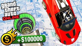 Grand Theft Auto Online - Premium Race Guide / Walkthrough Video in Full HDAll Premium Races Playlist:https://www.youtube.com/playlist?list=PLQ3KzJPBsAHkpUXskDb2n7o7QCmRjDx7j===================================Premium Race: AtmosphereVehicle used: Rocket Voltic(all upgrades maxed out)Entry fee: $20,0001st place: $100,0002nd place: $30,0003rd place: $20,000You can still remember watching that rocket launch on TV and whispering with excitement ''Mommy, can I be an astronaut?'' And when mommy pointed out that you were a 35-year-old morbidly obese junkie living in her basement, you felt that beautiful dream die a little. Well, time to suit up and show them you're never too old or underqualified to burn up on reentry.Point to point Premium Race for the Rocket Voltic.===================================Video recorded on: PC=================================== GTA Series Videos is a dedicated fan-channel keeping you up to date with all the latest news, video walkthroughs and official trailers of the most successful video games published by Rockstar Games, including Grand Theft Auto series, Red Dead Redemption, Max Payne, L.A. Noire, Bully and many others.This channel is in no way tied to Rockstar Games or Take-Two Interactive.Follow GTA Series Videos on: YouTube - http://www.youtube.com/GTASeriesVideos Google+ - http://www.google.com/+GTASeriesVideos Facebook - http://www.facebook.com/GTASeriesNews Twitter - http://www.twitter.com/GTASeriesFor more info and videos visit:http://www.GTASeriesVideos.com  http://www.GTA-Series.com  http://www.GTA-Downloads.com  http://www.Games-Series.com