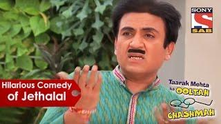 Hilarious Comedy Of Jethalal  Taarak Mehta Ka Oolta Chashma