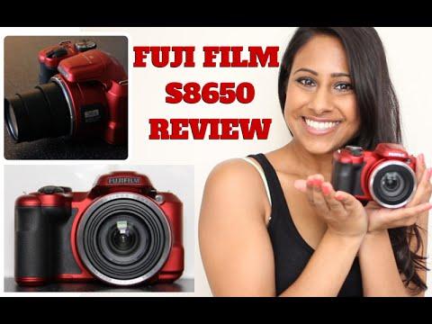 Best Bridge camera under £100?   FujiFilm Finepix s8650 REVIEW & DEMO   Veena V