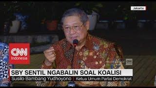 Video SBY 'Sentil' Ngabalin Soal Koalisi MP3, 3GP, MP4, WEBM, AVI, FLV Oktober 2018