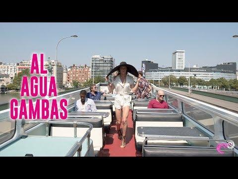 "Al agua gambas - Clip #1 Subtitulado ""Boys""?>"