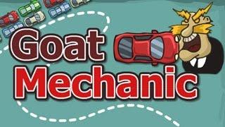 Goat Mechanic Level1-3 Walkthrough