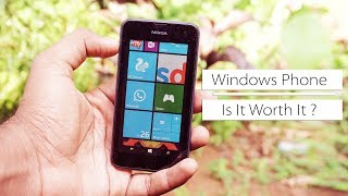 Hey guys , I thought I will do something different. So here is a video talking about my experience in using a windows phone as my daily driver for the last 2 years. Windows phones are so different from android or iOS, there are a lot of limitations and the app support for windows mobile is really really bad.I bought this device because of one reason only i wanted to experience windows mobile(operating system). Windows phone got to a point where we can't even consider it a smartphone OS, the app support is bad, there are ton of limitations and there are a ton of problems as well with the software part. Since i'm using a low end windows phone in this video I'm not gonna talk too much about performance issues. But if the software is not that great, nothing else really matters.Join the Tech Crew : http://bit.do/jointechFOLLOW ME ON INSTAGRAM : https://www.instagram.com/rahulgytFollow me on twitter : https://twitter.com/rahulgytFACEBOOK: http://www.facebook.com/mysteriotvWebsite : http://www.mysteriotv.comFor business inquires email : tvmysterio@gmail.com-------------------------------------------------------------------------------------------------BG : Jim Yosef - Link [NCS Release]-------------------------------------------------------------------------------------------------Don't forget to subscribe !-------------------------------------------------------------------------------------------------My socialmedia links:Like US ON FACEBOOK: http://www.facebook.com/mysteriotvFollow me on twitter : https://twitter.com/mysteriotv-------------------------------------------------------------------------------------------------Intro Credits: AudiojungleOutro creditsSong used : Halvorsen - Wouldn't Change It [NCS Release]Halvorsen• https://soundcloud.com/jakobhalvorsen• https://twitter.com/halvorsenmusic