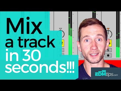 How to Mix a Track in 30 Seconds (using Pink Noise)