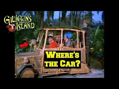 """Where is Gilligan's Car NOW from the TV Show """"Gilligan's Island""""?"""