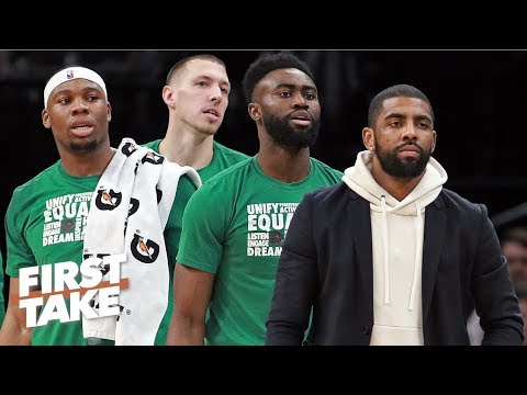 The Celtics don't want to play with Kyrie Irving – Max Kellerman  First Take