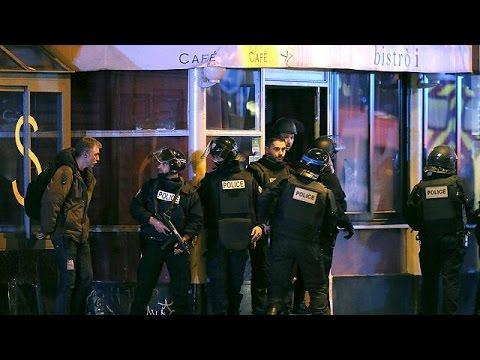 Καρέ-καρέ τα τραγικά γεγονότα στο Παρίσι